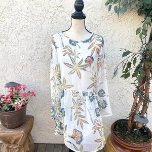 NWT ROXY Long Sleeve Dress